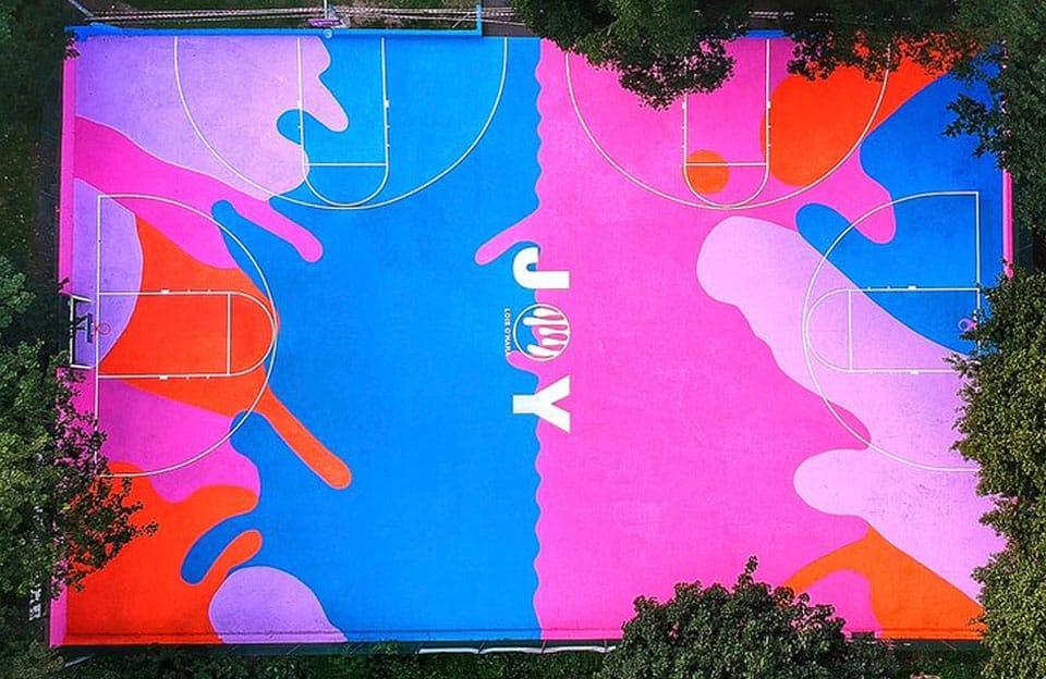 Lois O'Hara - Brighton playground