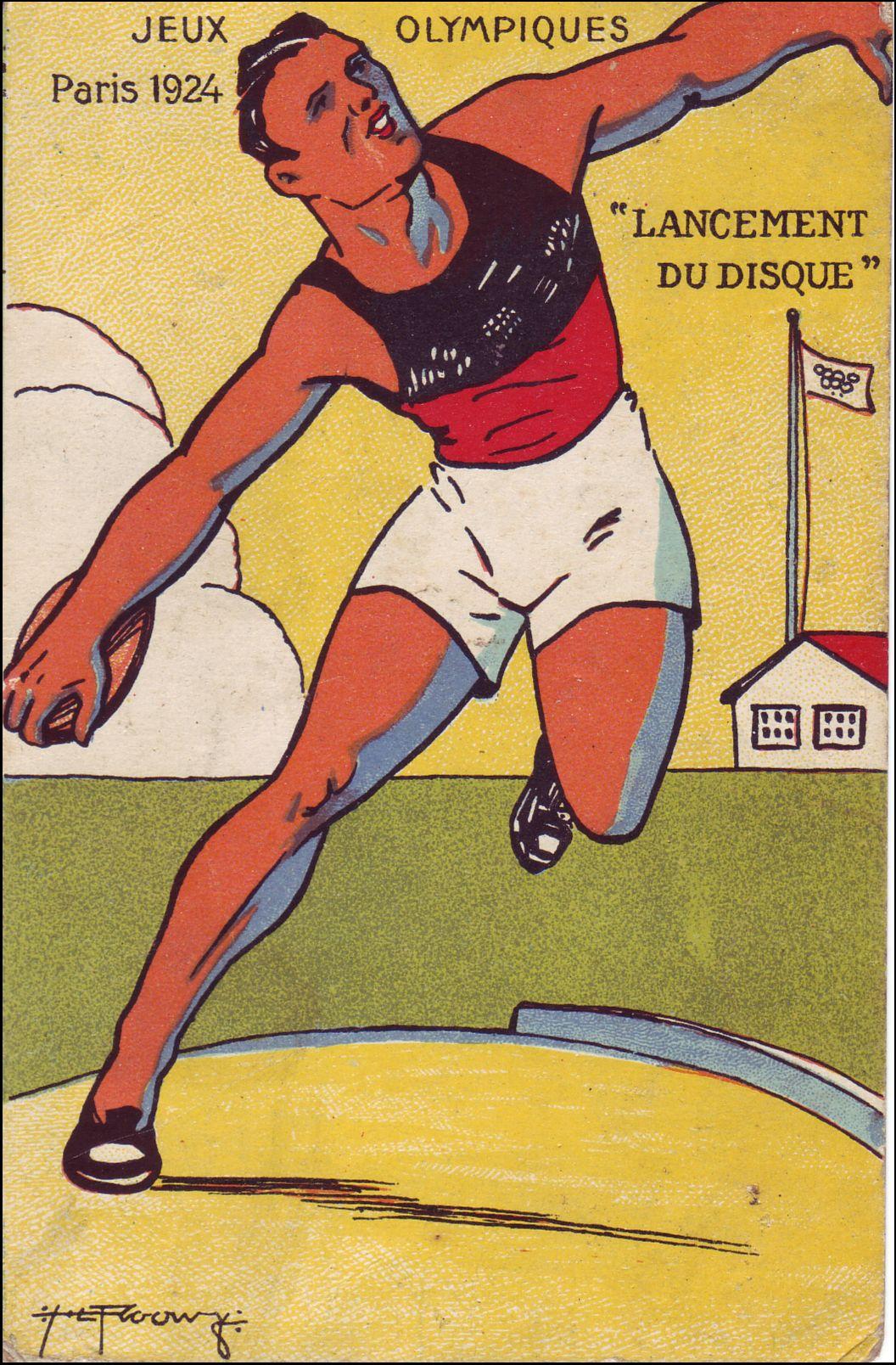 L'Américain Clarence Houser remporte les concours du disque et du poids. Son compatriote William DeHart Hubbard est le premier athlète noir a obtenir la médaille d'or en individuel dans le saut en longueur.