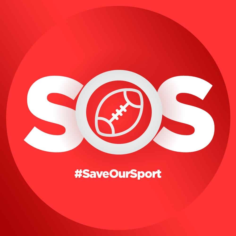 SOS Rugby - #saveoursport
