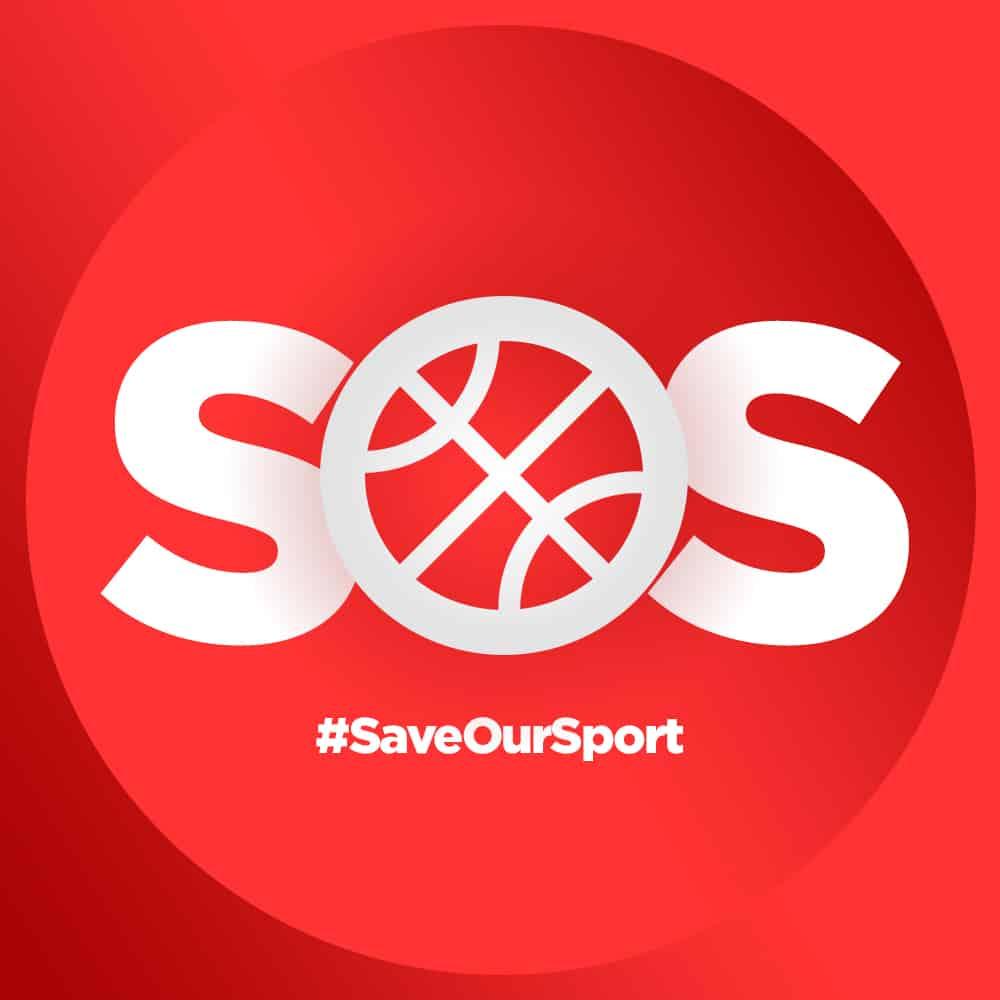 SOS Basket-ball - #saveoursport