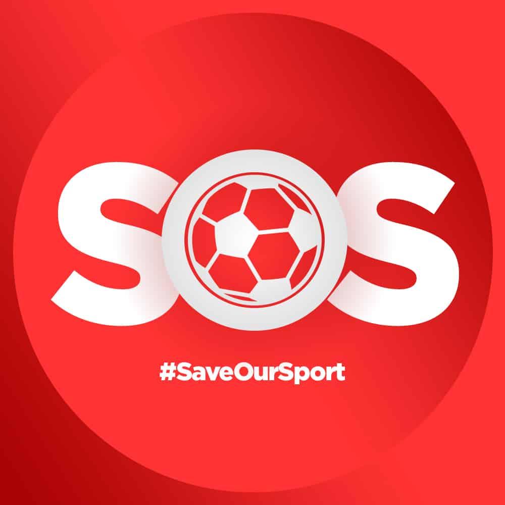 SOS Football - #saveoursport