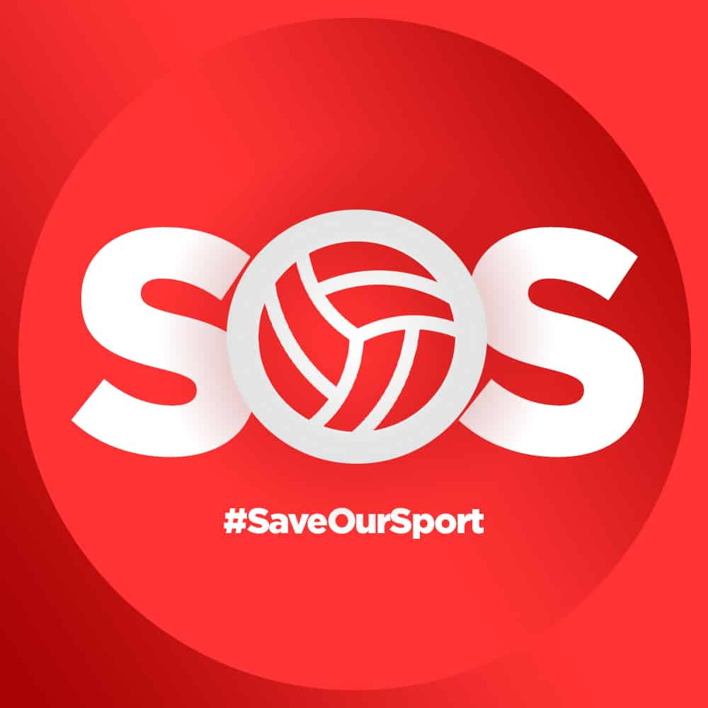 SOS Volley-ball - #saveoursport