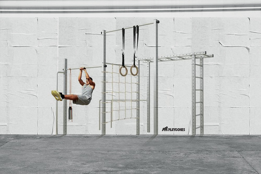 Fitness outdoor - sport de rue - marketing sportif et propagande active