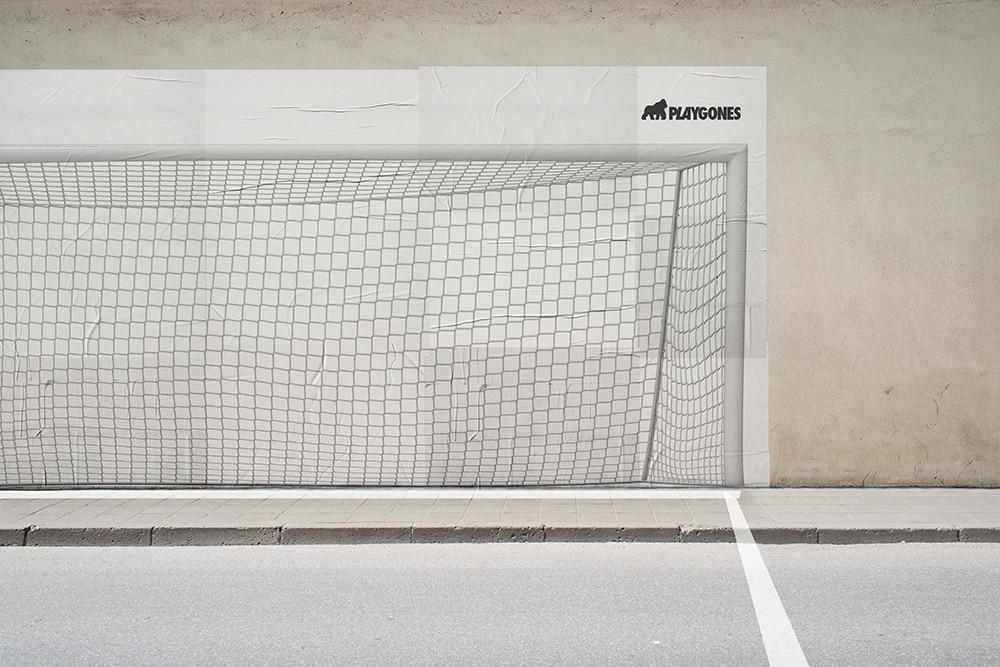 Football - sport de rue - marketing sportif et propagande active