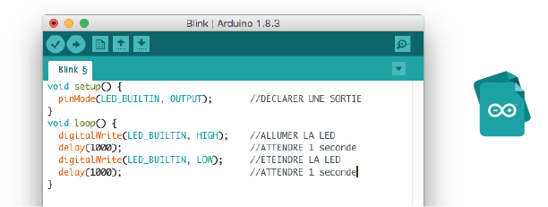 Le logiciel de programmation Arduino IDE