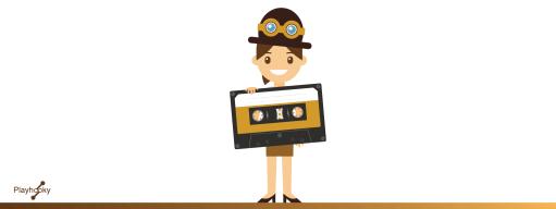Qui a inventé la cassette audio