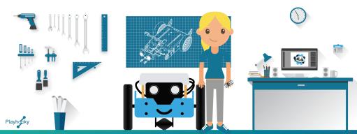 Construire un robot mBot
