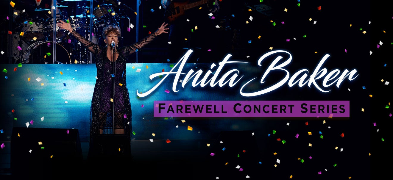 SHARE TO WIN: Anita Baker Farewell Tour Premium Tickets [CONTEST]