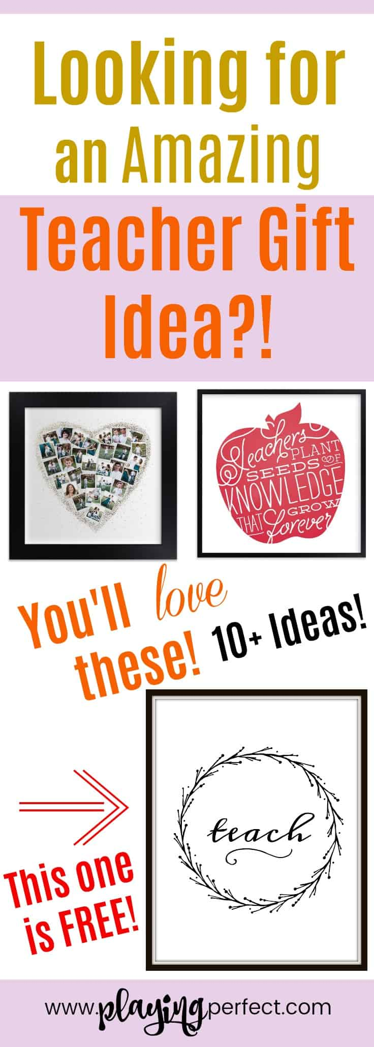 10 teacher appreciation gift ideas that will make all teachers happy teacher gift ideas if youre looking for the perfect teacher gift heres negle Image collections