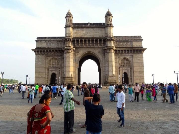 Photo du Gateway of India a mumbai en Inde