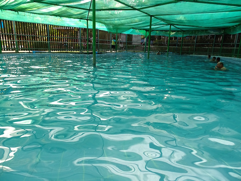 Pha Soet Hot Spa a chiang rai en thailande
