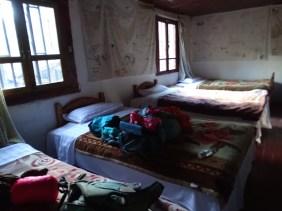 Un dortoir rien que pour nous... :-)