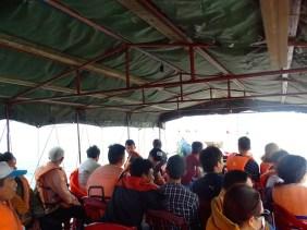 Ferry pour Cham Island