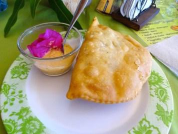 Empanadas thon-fromage