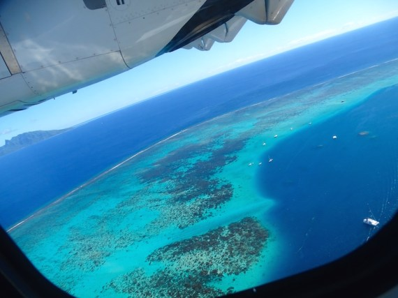 Lagon de Tahiti