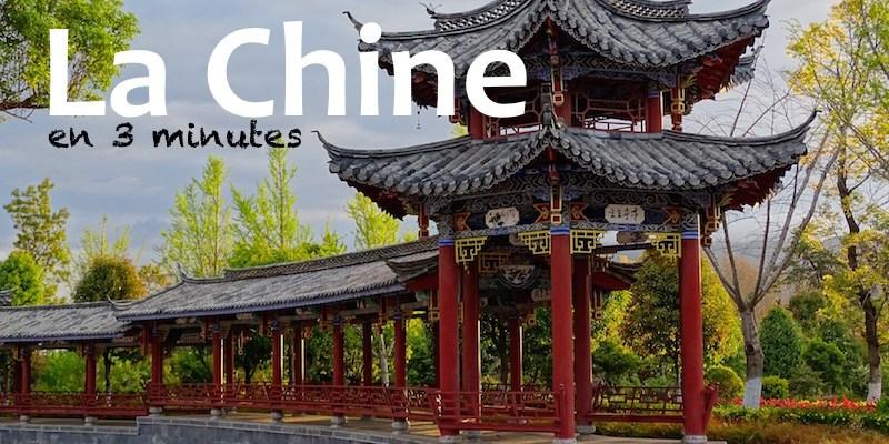 Photo de paysage en chine