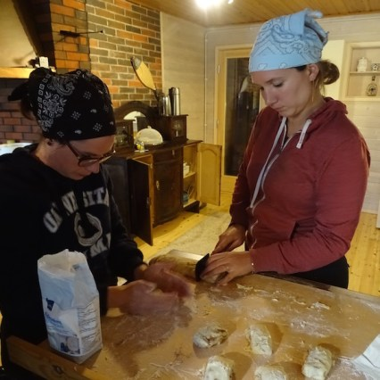Cours de cuisine finlandaise