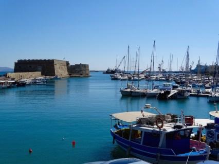 Port d'Heraklion