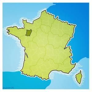 La Mayenne, c'est ici ! (crédit : Sam/@1dessin1film)