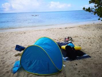 La tente UV Oxybul