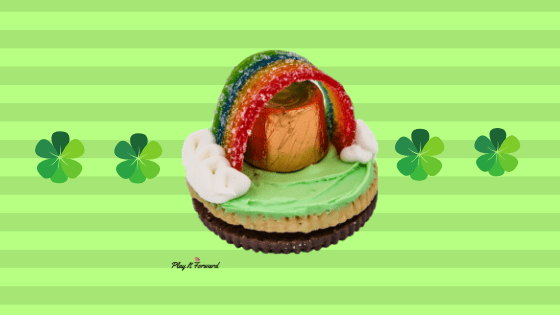 Pot O'Gold Cookie