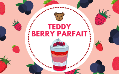 Teddy Berry Parfait