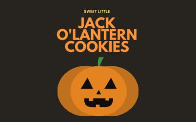 Jack O' Lantern Cookie