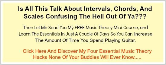 Music Theory Mini-Course Native Ad Image #1