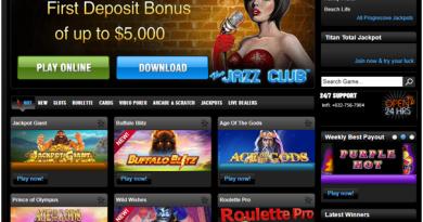 Titan Casino CAD