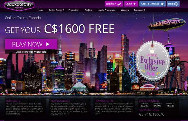 Jackpot city casino canada keno