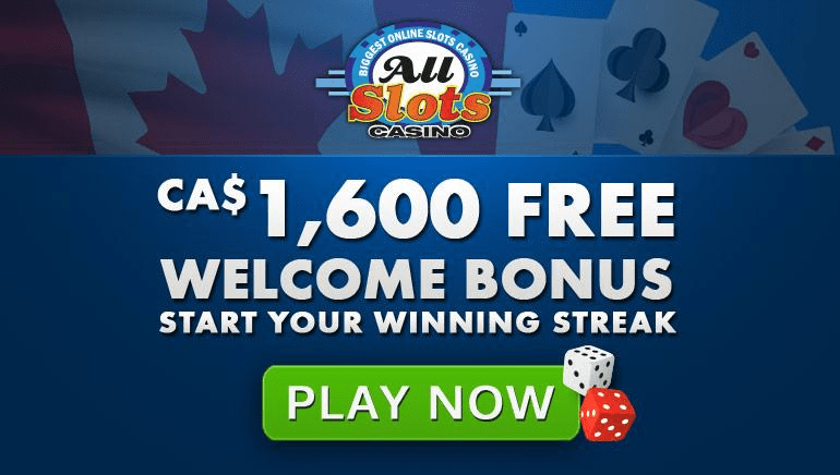 All slots Casino CAD