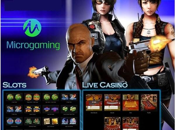 Microgaming keno casinos