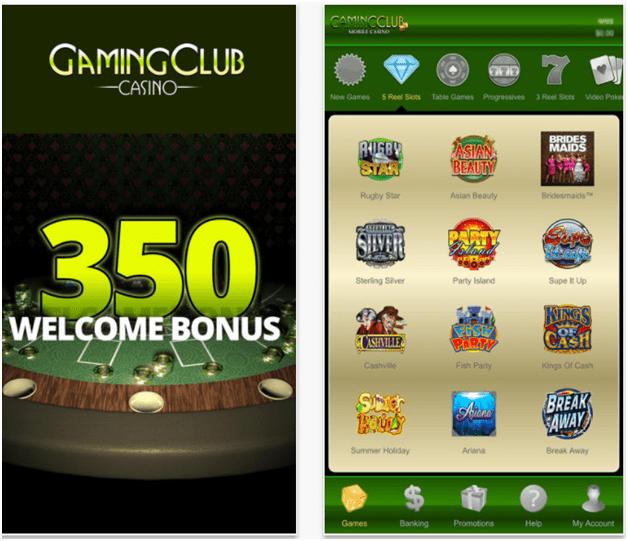 How to play Keno at Gaming Club Casino Canada?