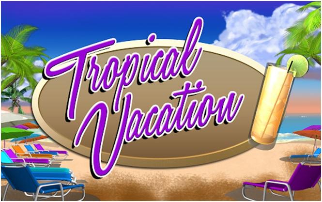Tropical Vacation Keno