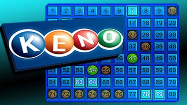 Playing keno requires the least skills