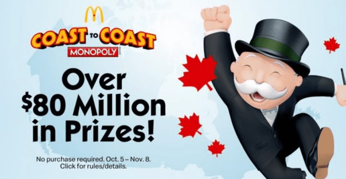 Contests to win money in Canada