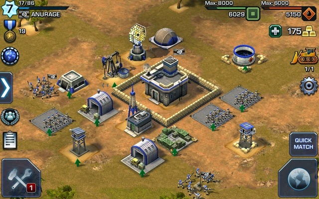 Empires and Allies - Your Base