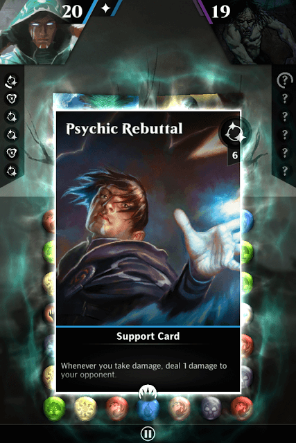A Support Card