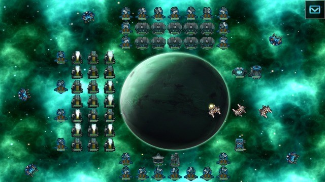 Star Armada - One of the best iOS space game.