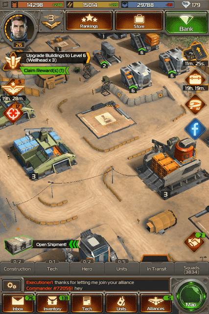Soldiers Inc. Mobile Warfare