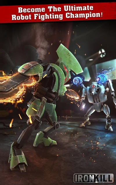 Iron Kill