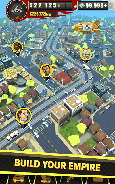 Crazy Taxi Gazillionaire: 7 Tips and Hints for Beginners