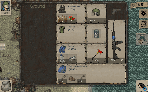 Mini DayZ Backpack