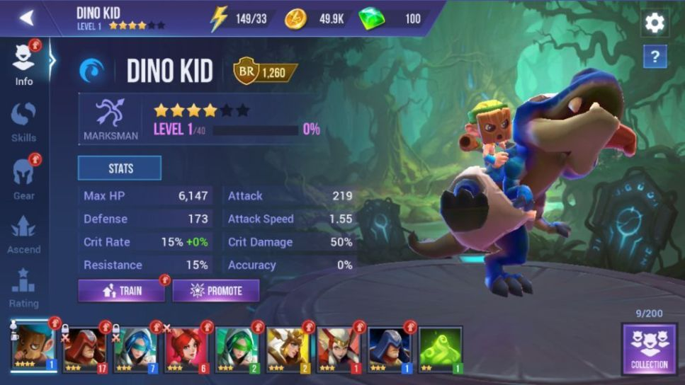 How to find characters in Dungeon Hunter Champions