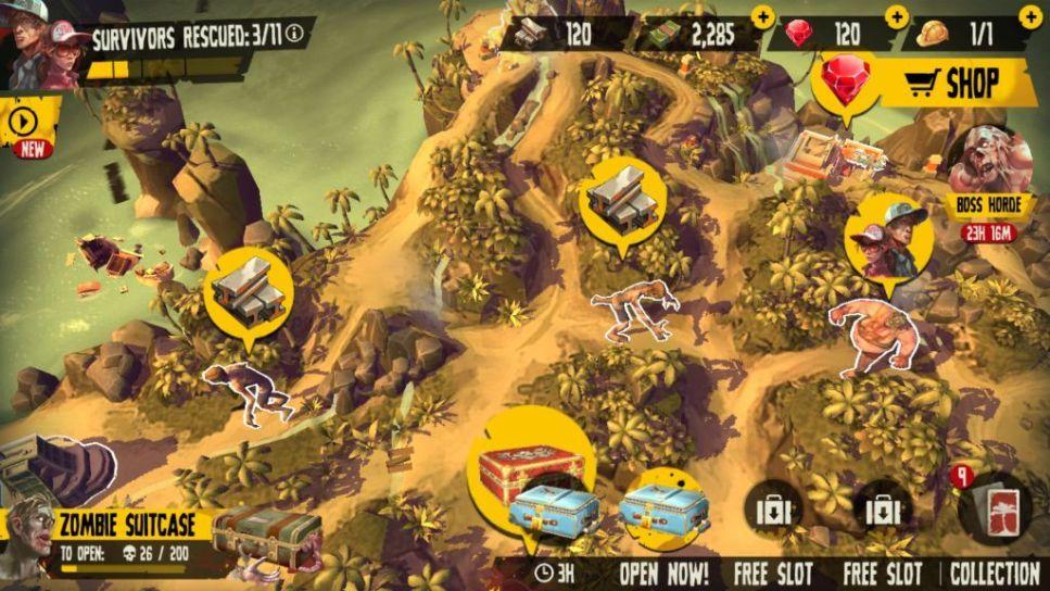 Easy Loot Horde Missions in Dead Island Survivors