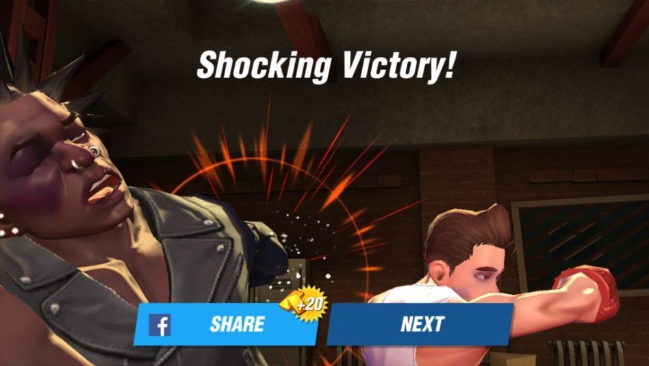 Get Gold by Beating Boss in Boxing Star