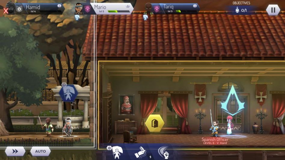 Assassin's Creed Rebellion Boss