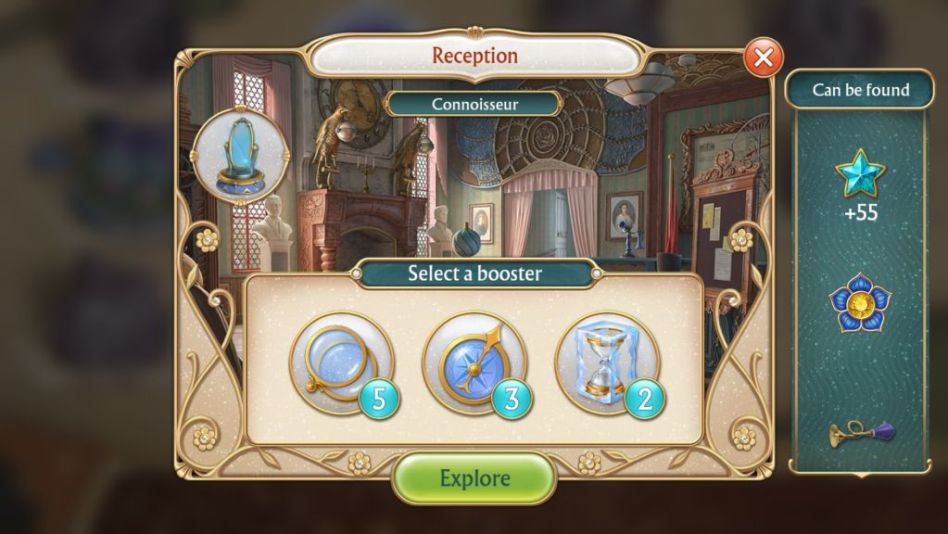 Find Materials for Banishing Monsters
