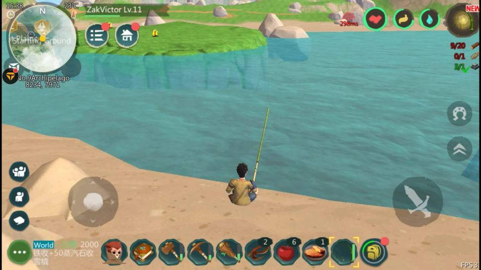 Utopia Origin Fishing Guide