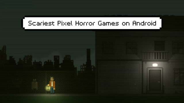 Scariest Pixel Horror Games on Android
